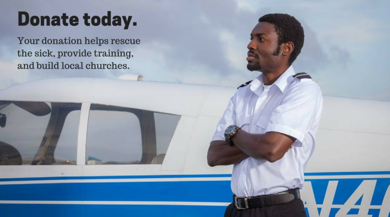 Support Davin's Mission Pilot Training